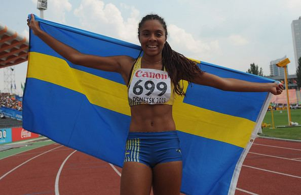 Iréne Ekelund Irene Ekelund Photos Photos IAAF World Youth Championships Day 5