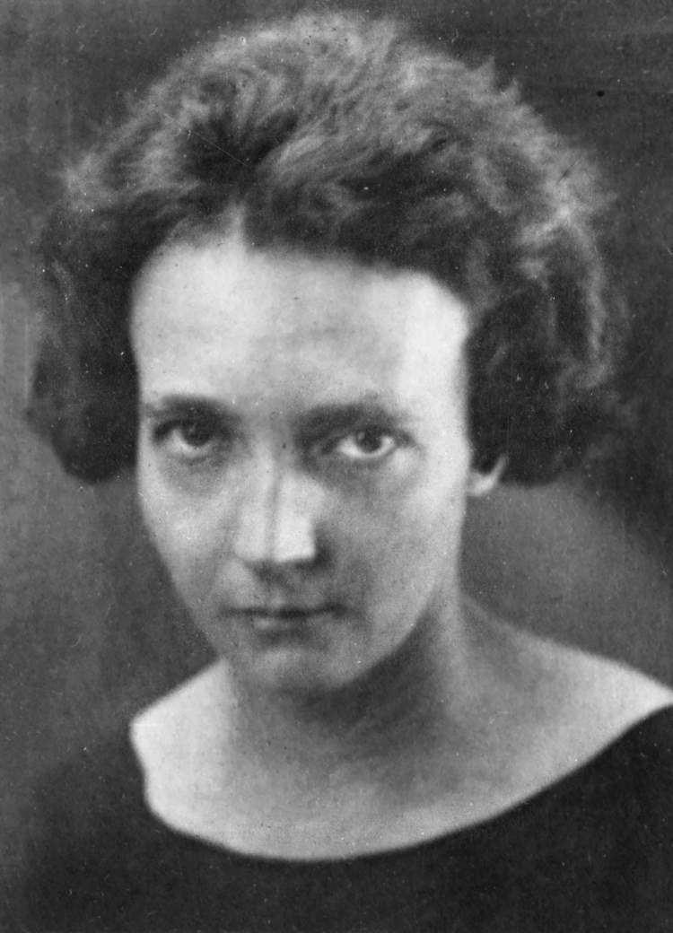 Irene Joliot-Curie Irne JoliotCurie For the Joy of Science Saints