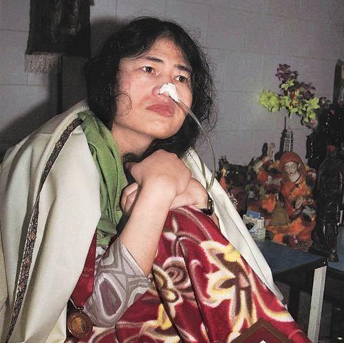 Irom Chanu Sharmila Champions of fast unto death Photo1 India Today