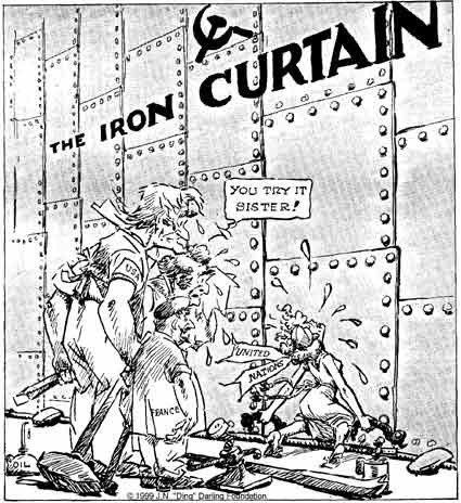 Iron Curtain Michelle Iron Curtain Causes of the Cold War