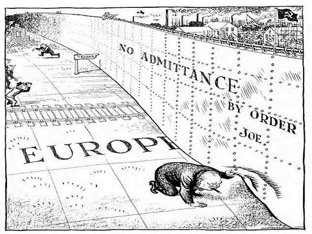 Iron Curtain VA Viper March 5 is the anniversary of Winston Churchill39s Iron