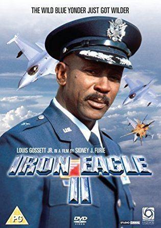 Iron Eagle II Iron Eagle II DVD Amazoncouk Louis Gossett Jr Stuart Margolin
