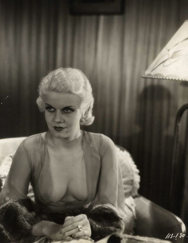 Iron Man (1931 film) Jean Harlow in Iron Man 1931 a drama film directed by Tod
