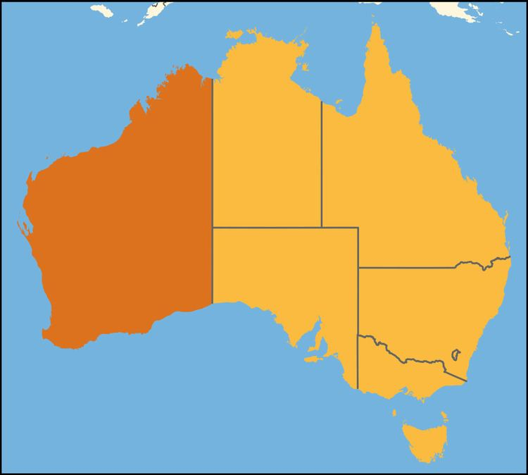 Iron ore mining in Western Australia