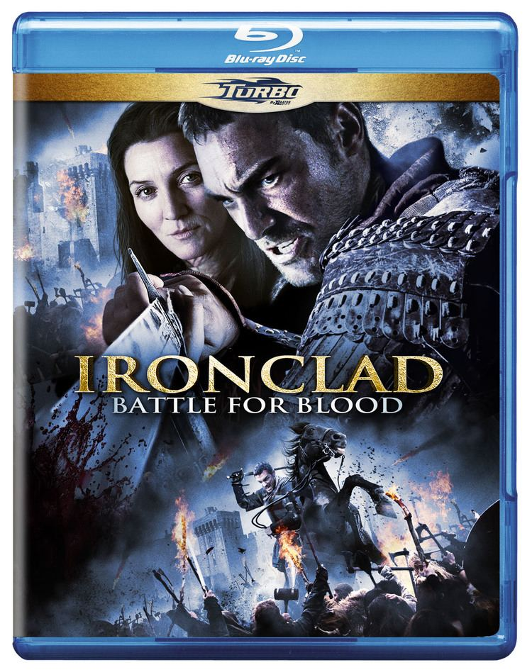 Ironclad: Battle for Blood For the Ironclad Battle for Blood with the Films Release