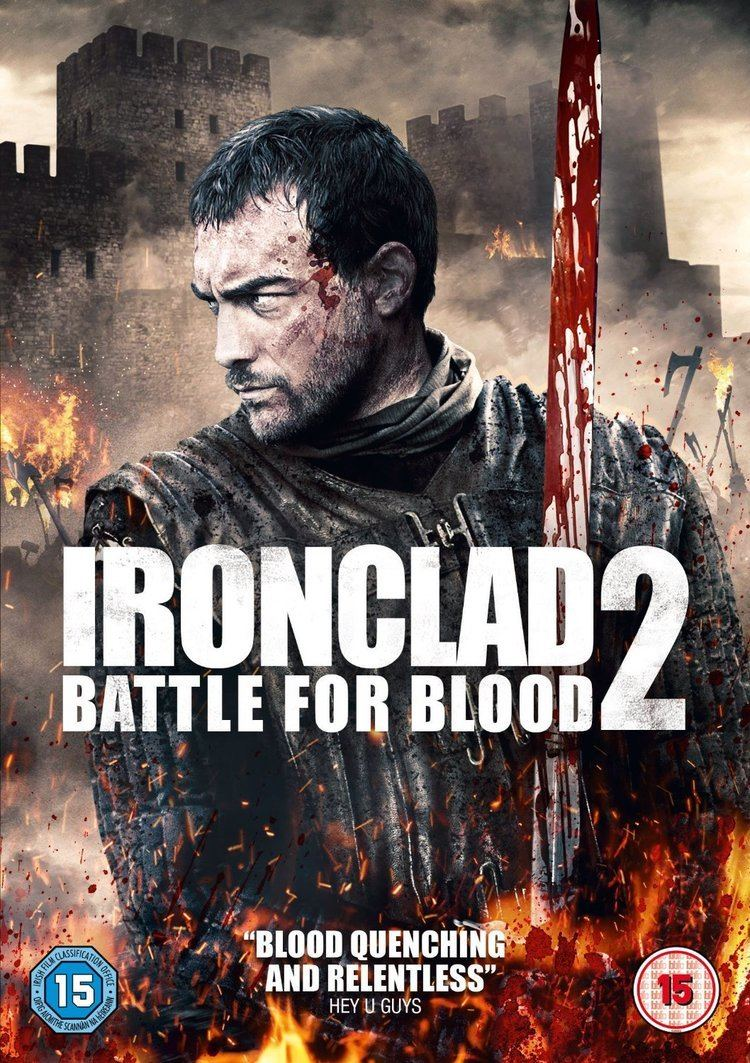 Ironclad: Battle for Blood Ironclad Ironclad Battle for Blood Review myworldvsthemovies