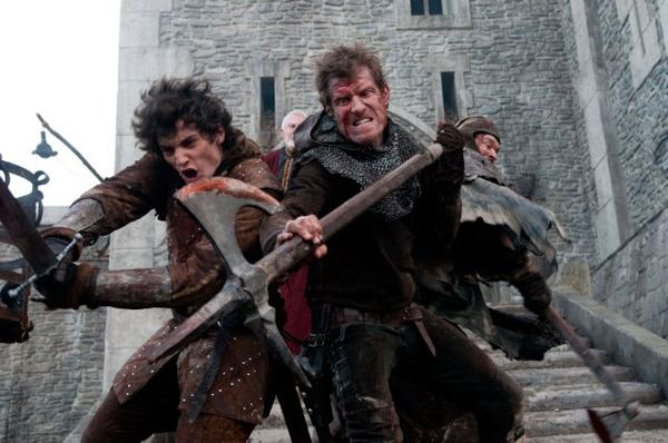 Ironclad (film) movie scenes The movie was made entirely in Wales and it has a gritty and raw edge to it that I really enjoyed The film is fairly fast paced and