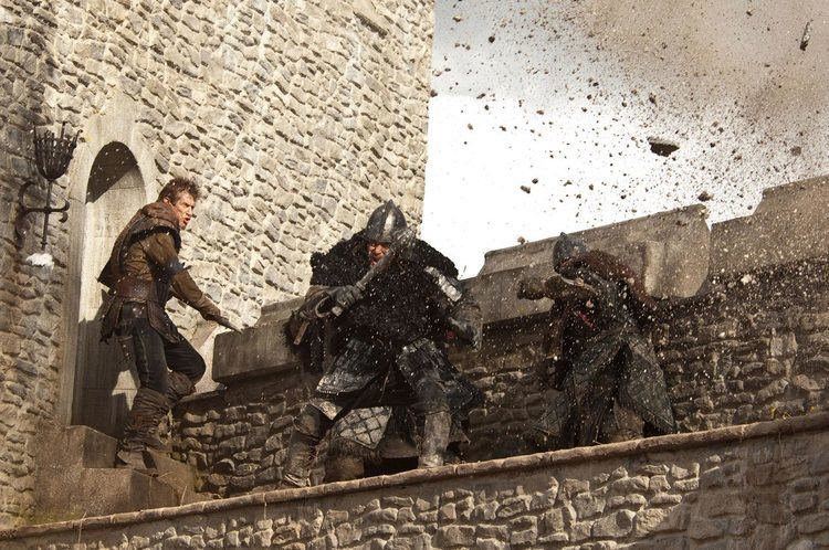 Ironclad (film) movie scenes Two new movie clips for a medieval epic Ironclad have just hit the Internet