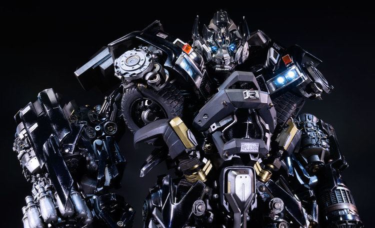 Ironhide Transformers Ironhide Polystone Statue by Prime 1 Studio Sideshow