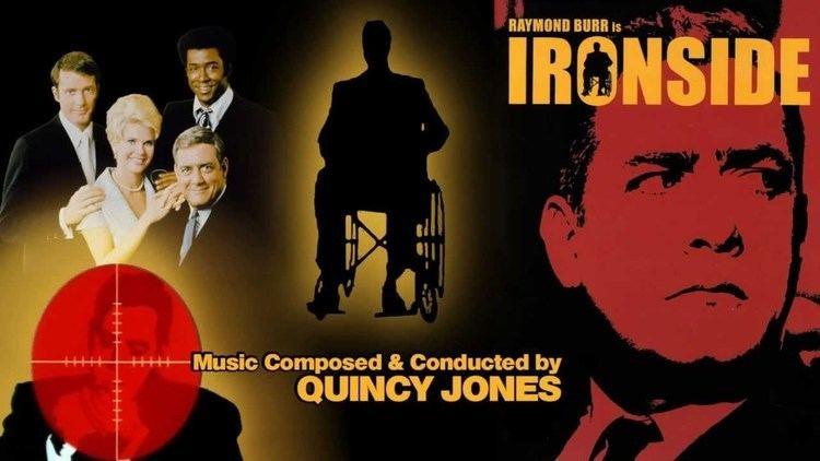 Ironside (1967 TV series) Quincy Jones music score from IRONSIDE The TV Series 1967 1975