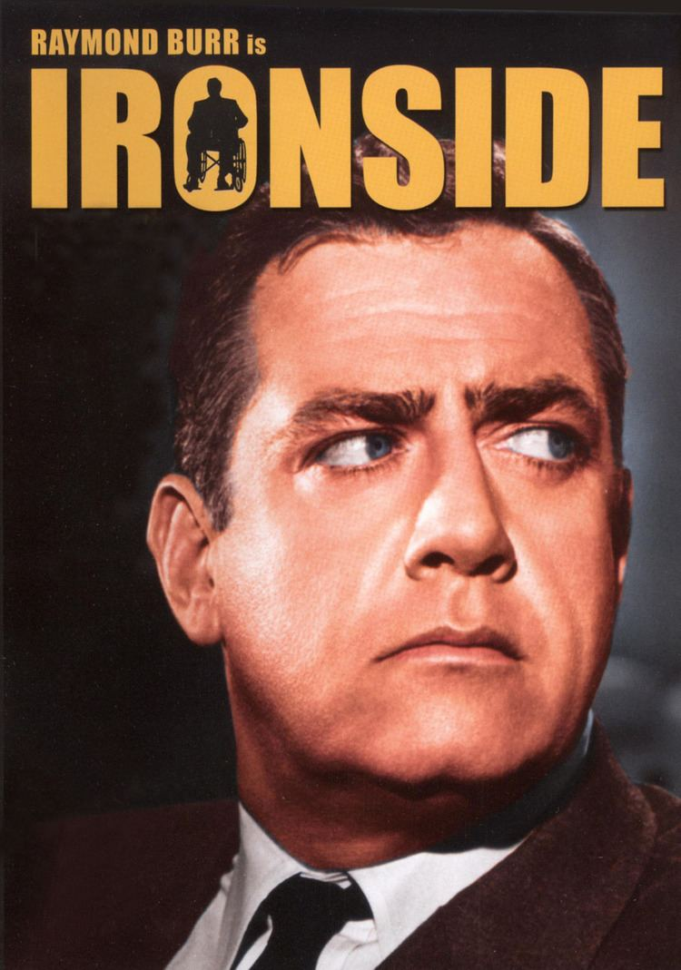 Ironside (1967 TV series) Ironside TV Show News Videos Full Episodes and More TVGuidecom