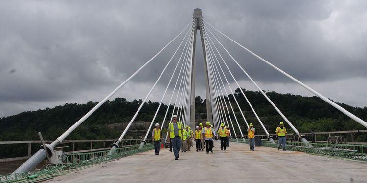Ironton–Russell Bridge Community leaders celebrate on new IrontonRussell Bridge News