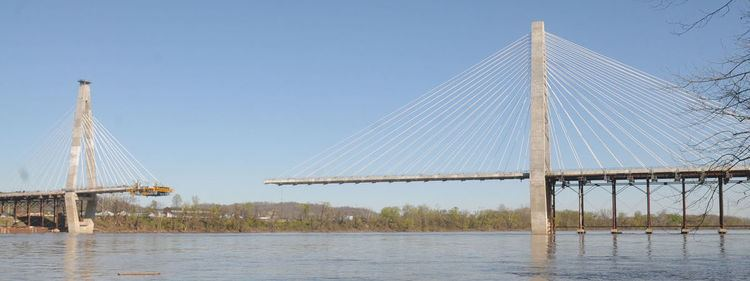 Ironton–Russell Bridge New bridge approaching completion by end of year News