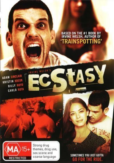 Irvine Welsh's Ecstasy Irvine Welshs Ecstasy on DVD Buy new DVD Bluray movie releases