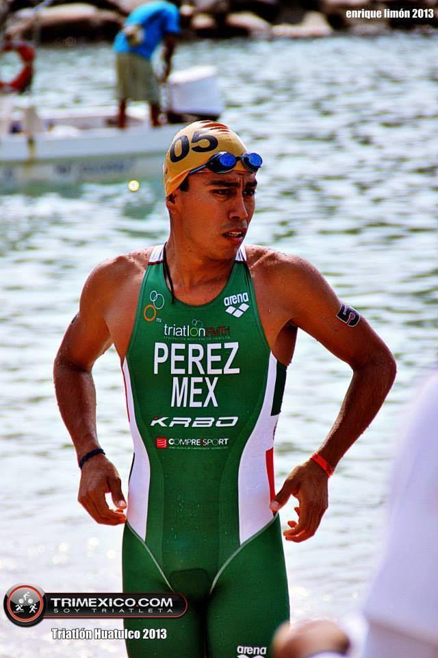 Irving Pérez Quin es Irving Prez La Casa del Triatln Trimexicocom