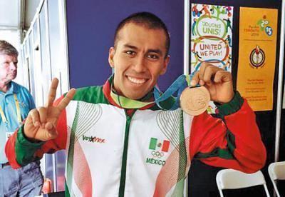 Irving Pérez Diario de Morelos El morelense Irving Prez se colg el bronce