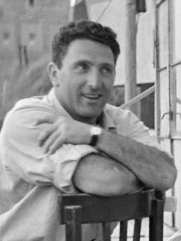 Irwin Shaw FileIrwin Shaw 1948jpg Wikimedia Commons