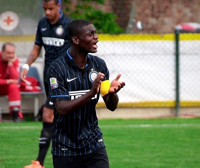 Isaac Donkor (footballer, born 1995) cdnghanasoccernetcom201409IsaacDonkorjpg