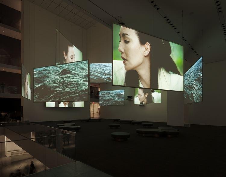 Isaac Julien Isaac Julien Ten Thousand Waves MoMA
