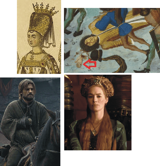 Isabeau of Bavaria The Queens Who Love Their Brothers Cersei and Isabeau of Bavaria