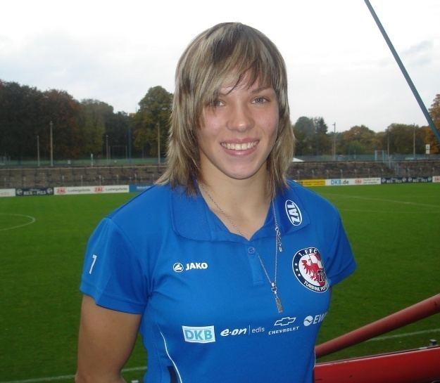 Isabel Kerschowski 1 FFC Turbine Potsdam News 13102009 quotIsabel