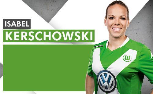 Isabel Kerschowski The WoSo Source VfL Wolfsburg