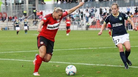 Isabel Kerschowski Bayer 04 Leverkusen Fussball GmbH