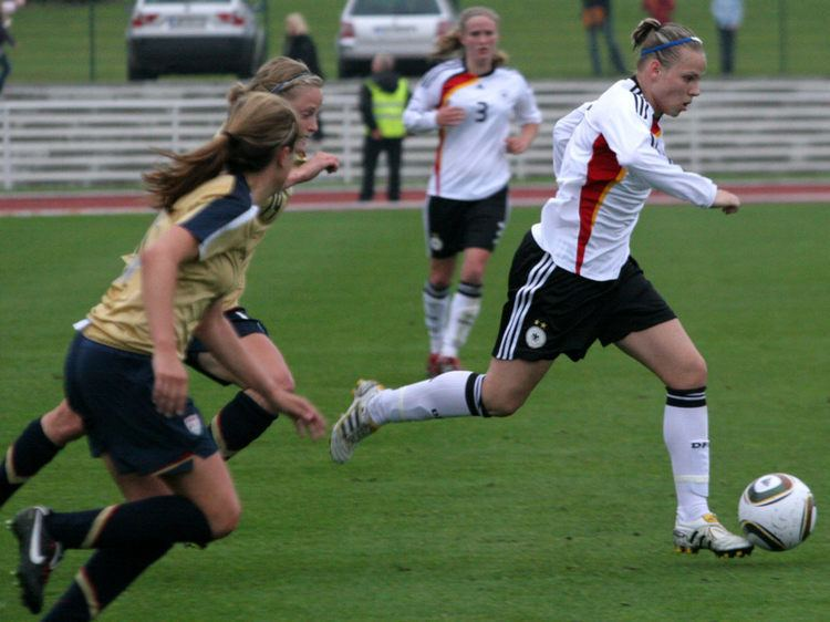 Isabel Kerschowski U23 Deutschland USA Spielbericht
