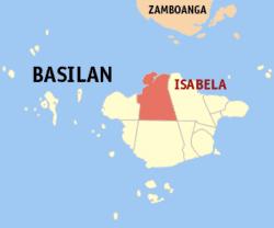 Isabela Basilan Wikipedia