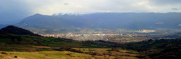 Isernia Beautiful Landscapes of Isernia