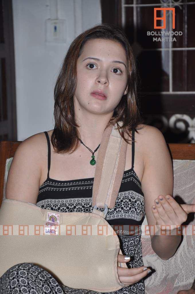 Isha Sharvani Isha Sharvani Isha Sharvani Press Meet for Jhalak Photo 482