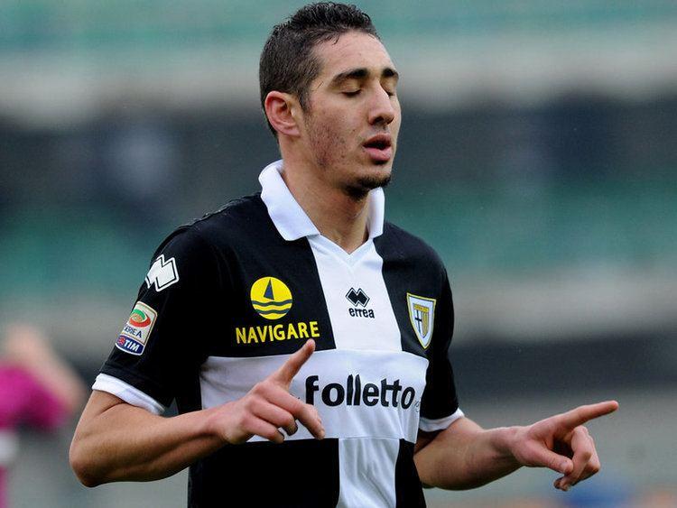 Ishak Belfodil Ishak Belfodil Parma Player Profile Sky Sports Football