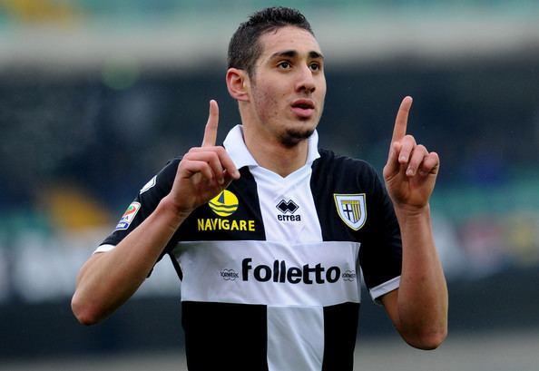 Ishak Belfodil Ishak Belfodil Photos AC Chievo Verona v Parma FC