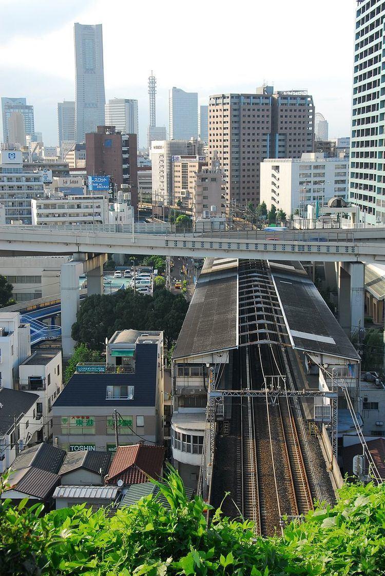 Ishikawachō Station