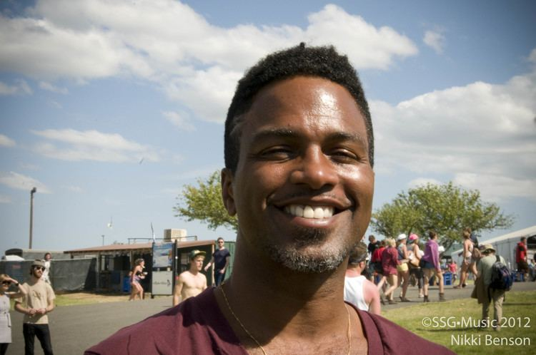 Ishmael Butler Spotted at Sasquatch Ishmael Butler Shabazz Palaces