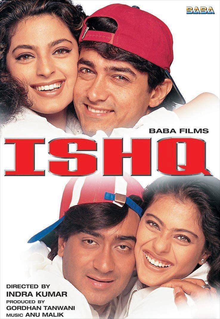 Ishq (1997 film) ISHQ 1997 YouTube