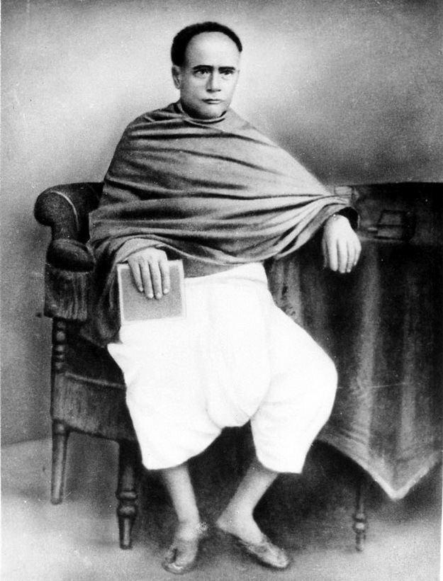 Ishwar Chandra Vidyasagar Ishwar Chandra Vidyasagar Wikipedia the free encyclopedia