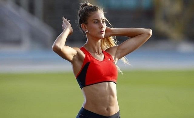 Isidora Jiménez Conoce a Isidora Jimnez la atleta chilena que rompi un nuevo rcord