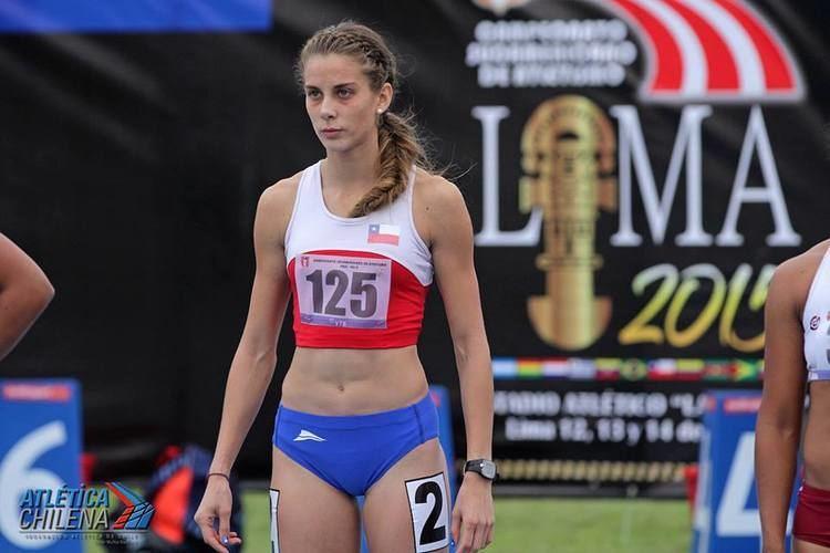 Isidora Jiménez Isidora Jimnez avanza a la final de los 200 metros planos en el