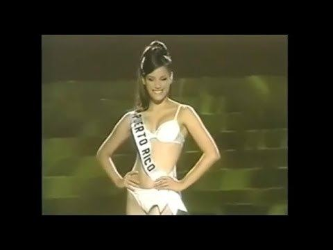 Isis Casalduc Isis Casalduc at the Miss Universe 2002 preliminary competition