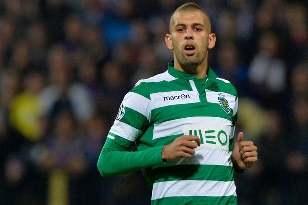 Islam Slimani Leicesters Islam Slimani transfer talks at advanced stage as they