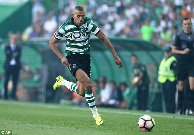 Islam Slimani Leicester Citys Islam Slimani brings a prolific scoring record and
