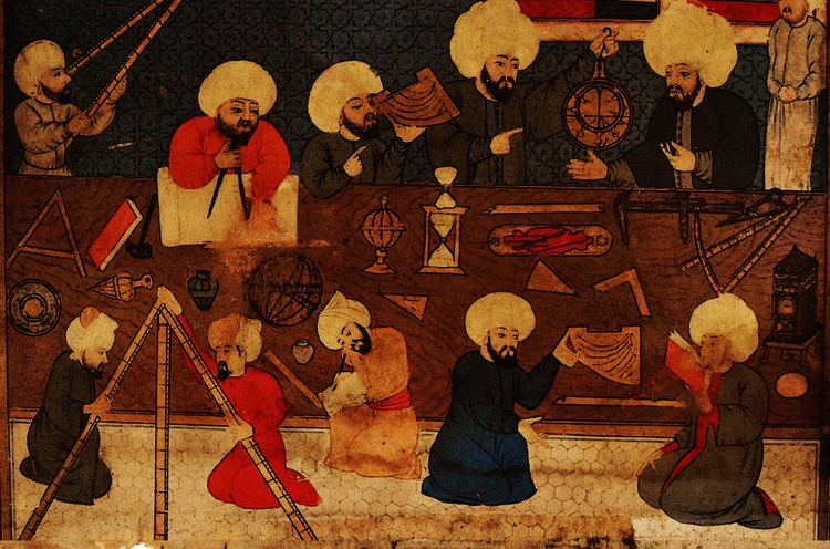 Islamic Golden Age On the Golden Age of Islamic Science Daniel Toker