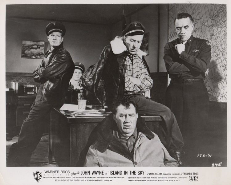 Island in the Sky (1953 film) Lauras Miscellaneous Musings Repost Tonights Movie Island in