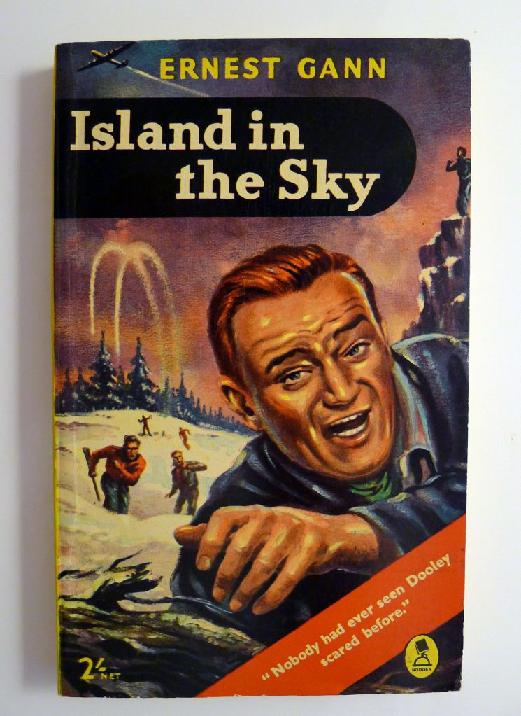 Island in the Sky (1953 film) Island In The Sky 1953 Page 8 The 1950s John Wayne Message