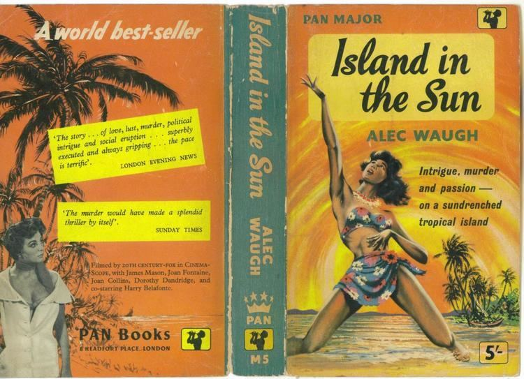 Island in the Sun (film) LEGENDARY DAME PROMO FLASHBACK ISLAND IN THE SUN 1957
