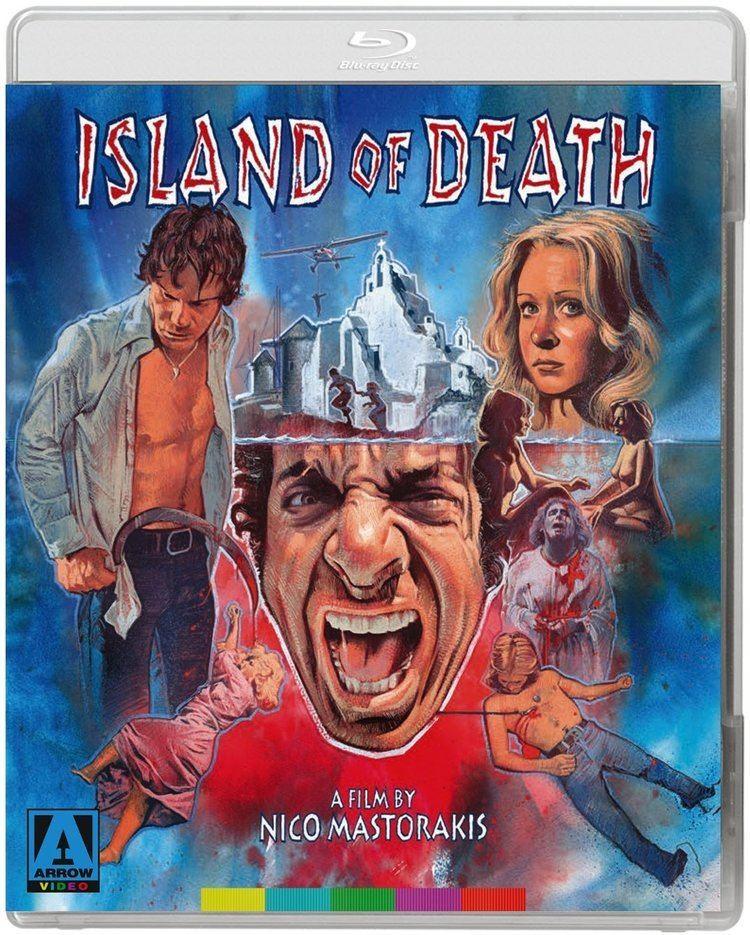 Island of Death (film) International Weirdness Island Of Death Trash Film Guru