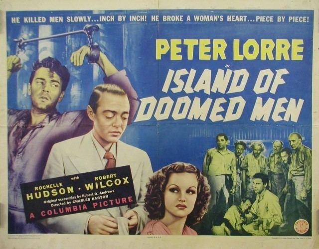 Island of Doomed Men Island of Doomed Men 1940 Charles Barton Twenty Four Frames