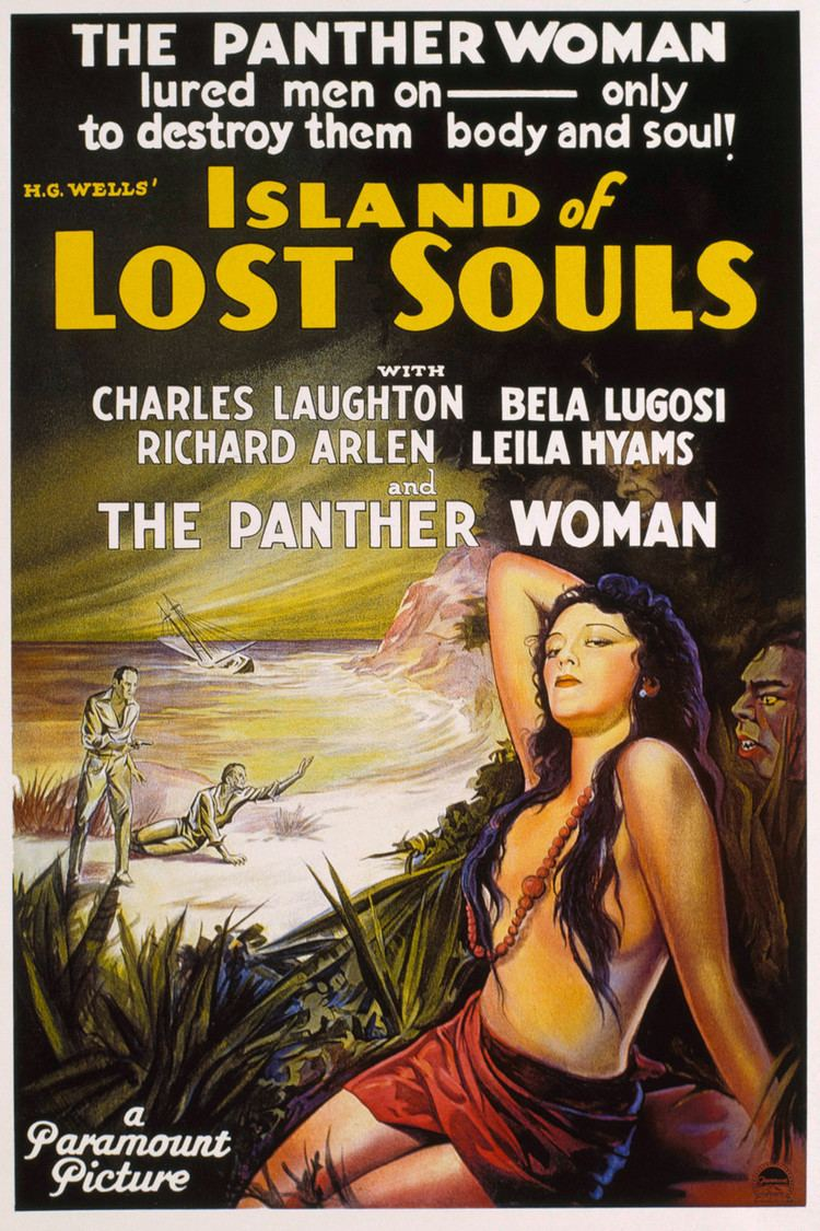 Island of Lost Souls (1932 film) wwwgstaticcomtvthumbmovieposters6002p6002p
