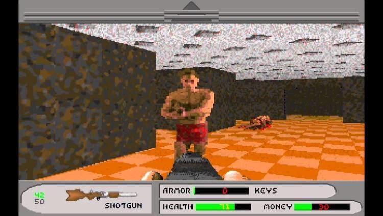Island Peril Island Peril Rare DOS Game YouTube